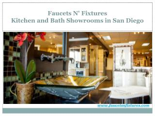 Kitchen Showrooms in San Diego