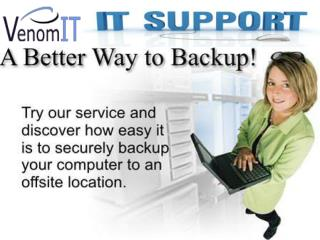 IT business support service - venomit.com