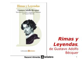 Rimas y Leyendas, de Gustavo Adolfo B cquer
