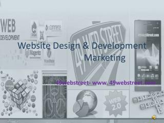 Web Development Company Chandigarh
