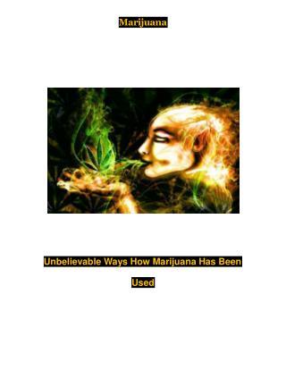 Is Marijuana Harmful Or Helpful