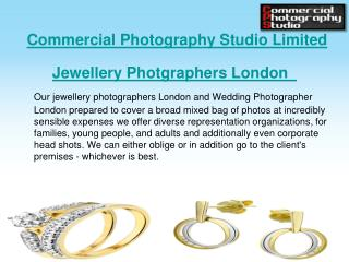 Jewellery Photgraphers London  & Products Photography London