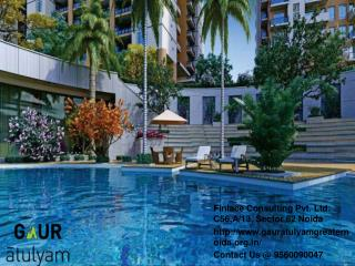 Gaur Atulyam Greater Noida Call@ 9560090047