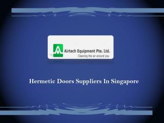 Hermetic Door