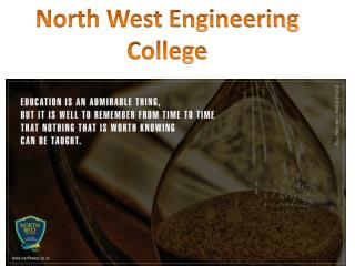 North West Engineering College