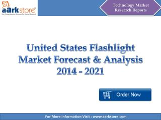 United States Flashlight Market Forecast & Analysis