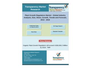 Plant Growth Regulators Market- Global Industry Analysis, Si