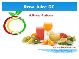 Raw Juice DC