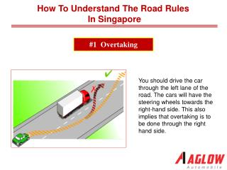 How to understand the road rules in Singapore