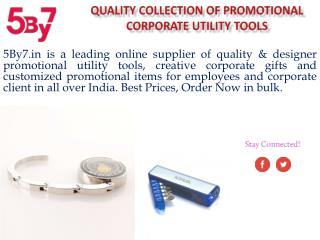 Utility Tools Gifts | Promotional Corporate Utility Tools -