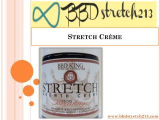 Stretch Creme