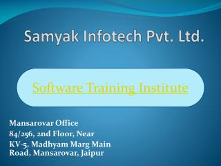 Software Training Institute