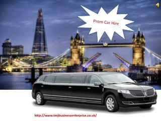 Classic Prom Car Hire