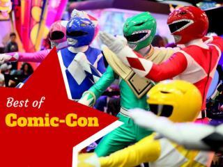 Best of Comic-Con