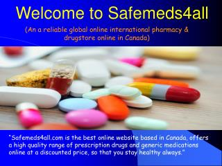 Buy Cheap & Discount Generic Drugs Online