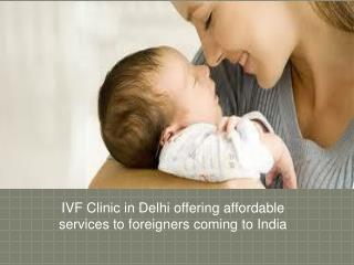 IVF - Zoe Life Surrogacy Clinic in India