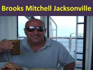 Brooks Mitchell Jacksonville