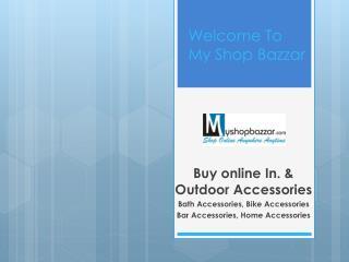 Home In. & Out Door Accessories online