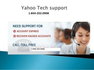 1-844-202-0908 Yahoo Support Phone Number