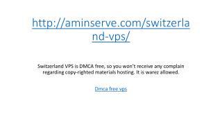 Dmca free vps