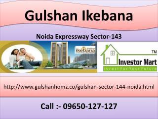 Gulshan Ikebana Residential Flats