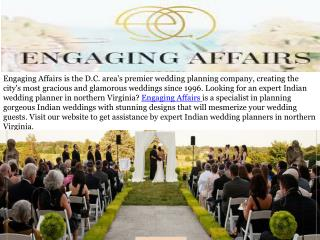 Indian Wedding Planner Northern Virginia