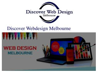 Web Design Melbourne Provides Responsive Web Design and Web