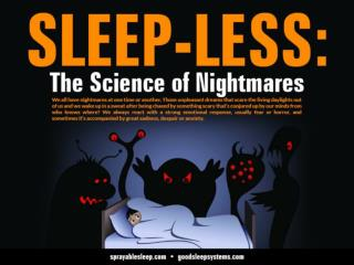 Sleep- less: The Science of Nightmares