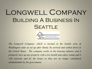 Longwell Company Building A Business In Seattle