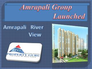 Amrapali River View In Noida Extension