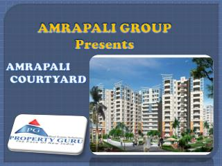 Amrapali Courtyard In Noida Extension