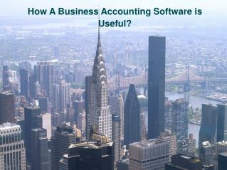 Small Business Accounting Services in New York