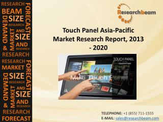Technology Of Touch Panel Asia-Pacific Market