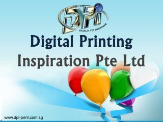 Digital Printing Singapore, Large Format Printers