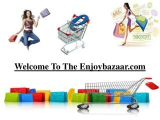 Online Shopping Store  at Enjoybazaar.com