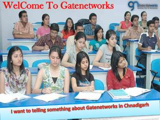 Gate Coaching Institutes in Chandigarh