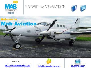 Private Aircraft In India - MAB Aviation