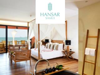 Koh samui luxury resort, HansarSamui