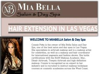 Mia Bella salon & Day spa - Hair Extensions Las Vegas NV