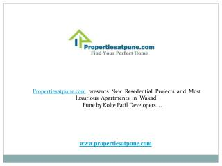 24k Sereno Baner Pune By Kolte Patil Developers