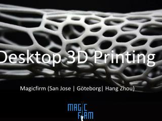 Best and Most Reliable Desktop 3D Printers