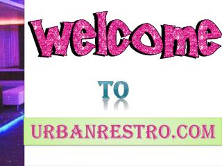 Get the Best Hotels and Caterer Booking Services at UrbanRestro