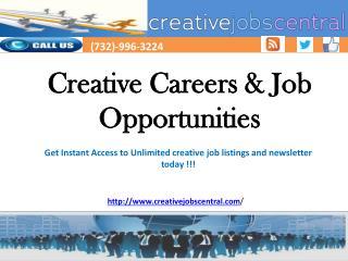 Creative job Central