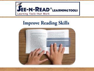 Improve Reading Skills
