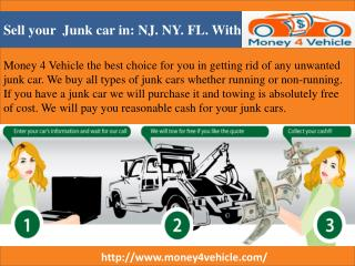 Sell you Junk Car