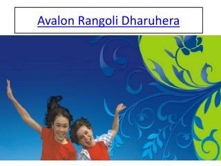 Avalon Rangoli Dharuhera, Apartments in Dharuhera