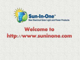 Solar Products in Delaware