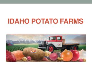 Idaho Potato Farms