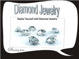 Stylize Yourself with Diamond Jewelry