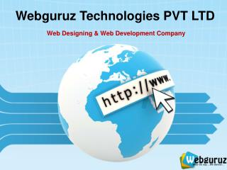 Website Development Company in Chandigarh � Webguruz Technologies